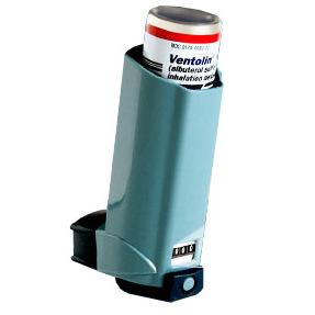 Ventolin HFA Inhaler, 90mcg, 8gm