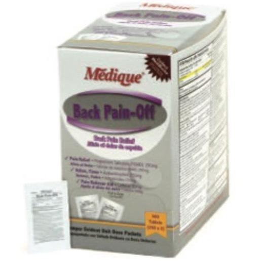 Back Pain-Off® Tablets, 250 Tablets