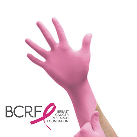 Micro-Touch NitraFree Pink Gloves