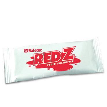 Red Z Fluid Solidifying Powder