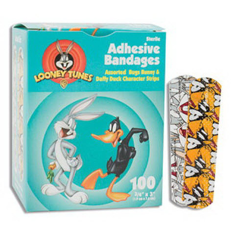 Looney Tunes™ Character Adhesive Bandages