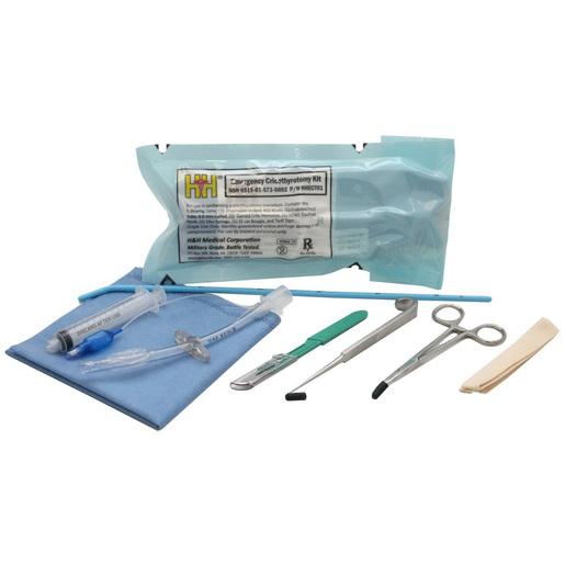 Emergency Cricothyrotomy Kit