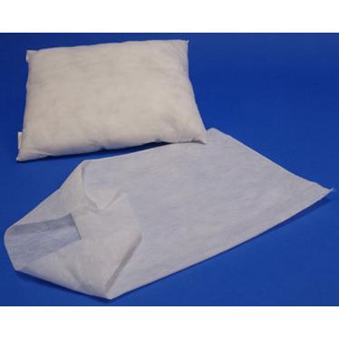 SureFit™ Disposable Fluid Resistant Pillow Case, White, 21in x 30in