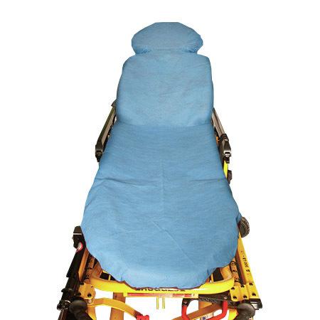 Snug-Fit® Mattress Cover, Blue