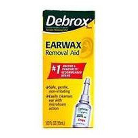 Debrox® Earwax Drops, 15mL