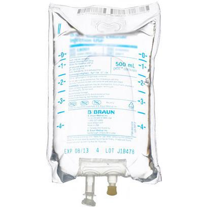 *Case Quantity* Lidocaine 2gm / Dextrose 5%, 500ml Bag *Manufacturer Backorder*