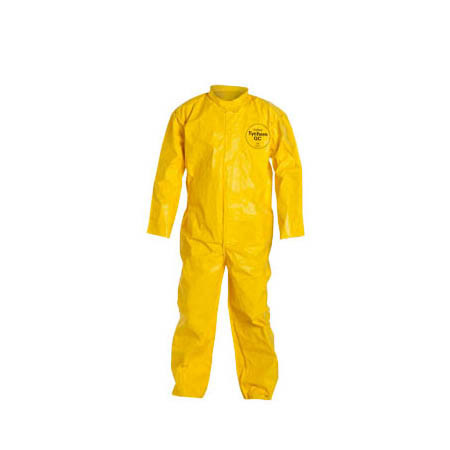 Tychem QC Coveralls, No Boots