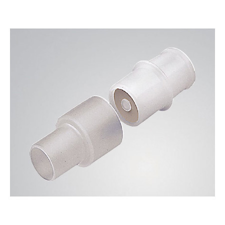 Flutter Valve, AirLife, One-Way, Low-Resistance, Disposable, 22 mm OD
