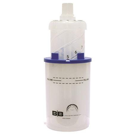 B&B Bubbler Water CPAP valve