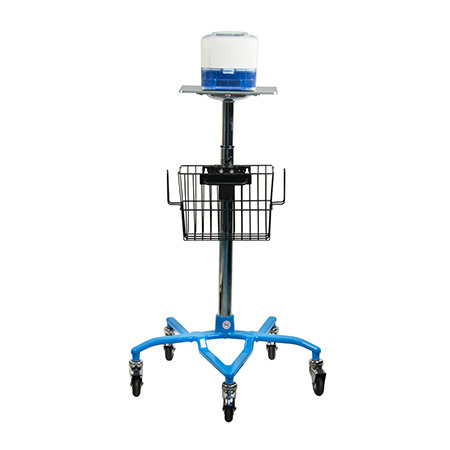 Stand, CPAP, Portable, w/Basket, DeVilbiss, Philips