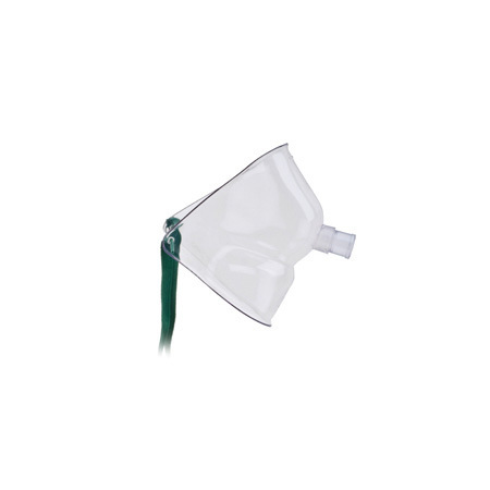 Face Tent, Aerosol, Adult, Under the Chin, Without Tubing, Accepts 22mm ID Tubing