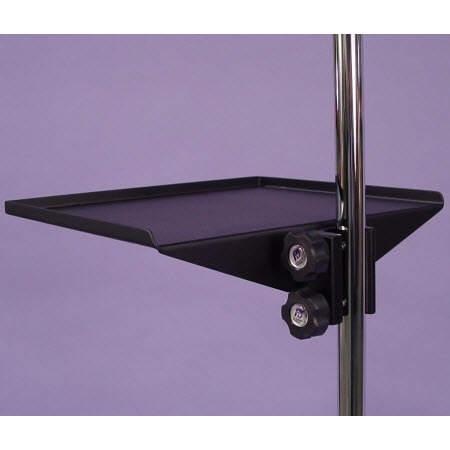 Tray, Console Plate, Large, IV Pole