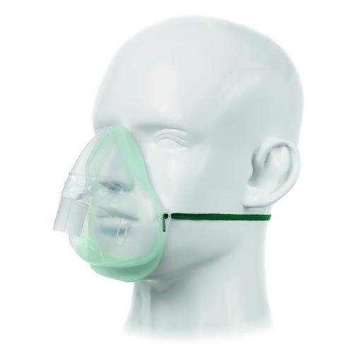 Eco, Oxygen Mask, Aerosol, Non-PVC, Adult