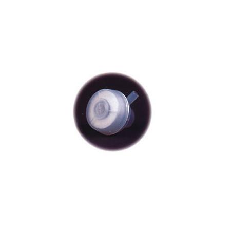 Heat Moisture Exchanger HME, Medisize Ulti-Mist Trach, Valve, O2 Port, 15 mm ID Fitting