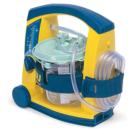 Suction Unit, LSU, Disposable Bemis Canister, Patient Tubing, Battery, Vacuum Tubing