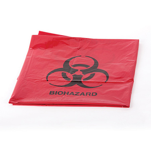 Curaplex Biohazard Covers and Bags