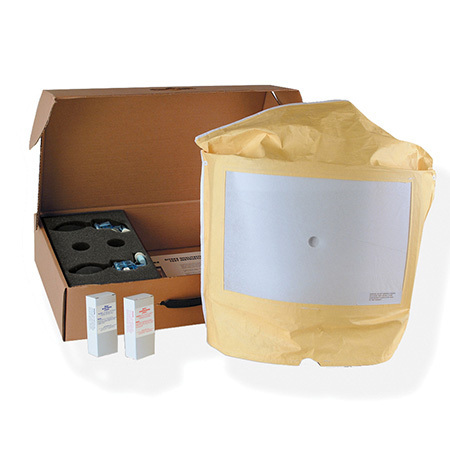 Fit Test Kit, Bitrex, Qualitative, Hood, Nebulizers, Solution, Instructions