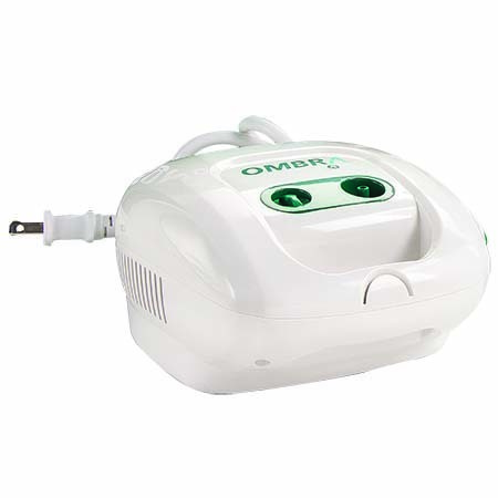 Ombra™ Table Top Compressor,AeroEclipse® II Breath Actuated Nebulizer (BAN)