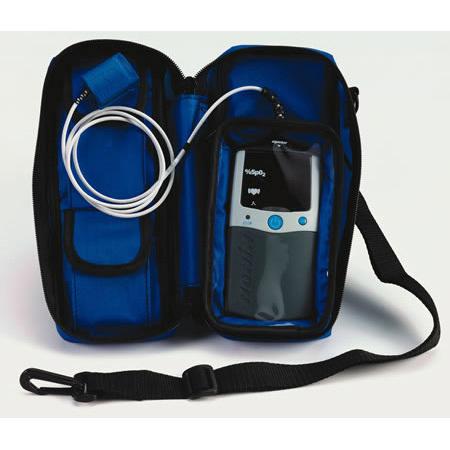 Carrying Case, for PalmSAT 2500 Pulse Oximeter, Black