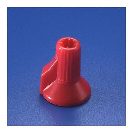 Needle Protection Device, Point-Lok, Red, Non-Sterile