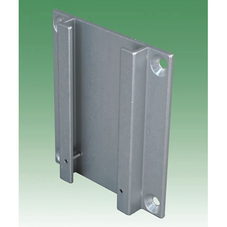 Wall Mount Assembly, Oxygen/Air Blender Accessory