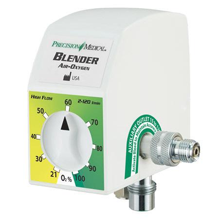 High Flow Oxygen/Air Blenders