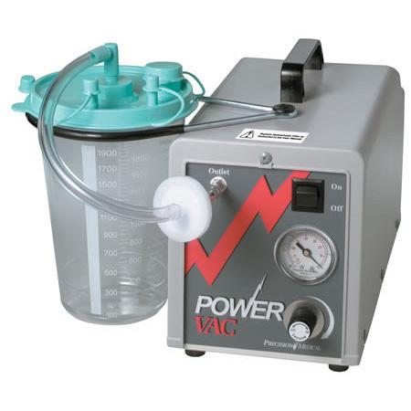 Power Vac Aspirator Suction Units