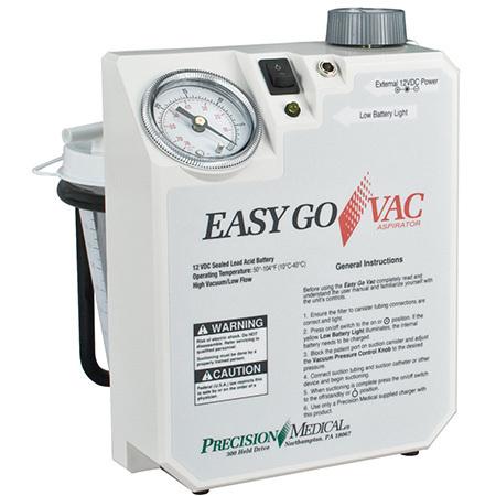 EasyGoVac Aspirator Units