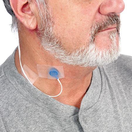 Snore Sensor, Piezo, 7ft Wire Length