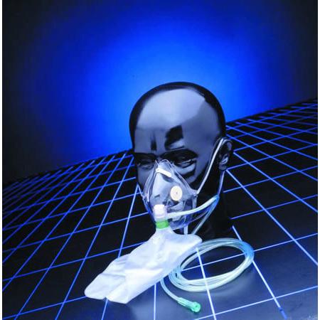 High Concentration Non-Rebreathing Oxygen Masks