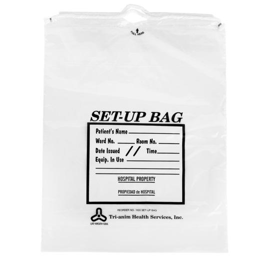 Curaplex Set-up Bags